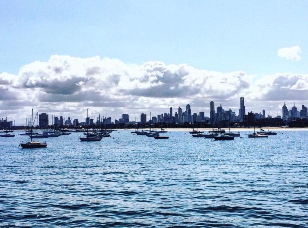 St Kilda view, Melbourne, Australia