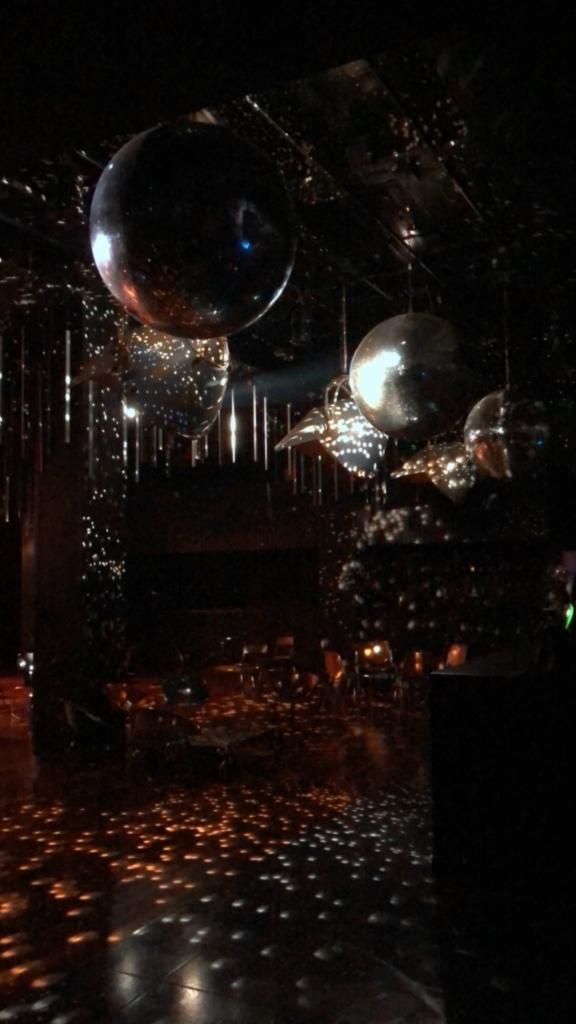Empty dance floor at a nightclub . Lux Frágil. Lisboa